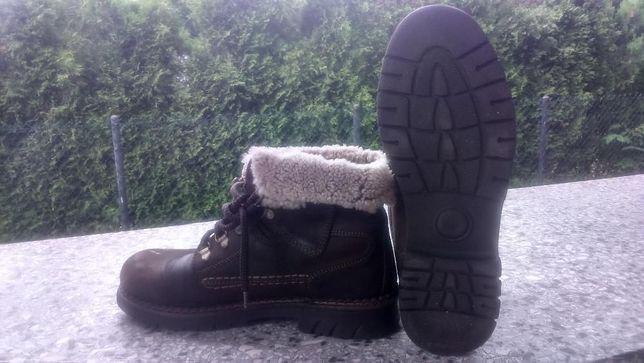 Buty zimowe damskie rozm.38