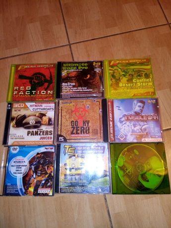 Gry komputerowe CD