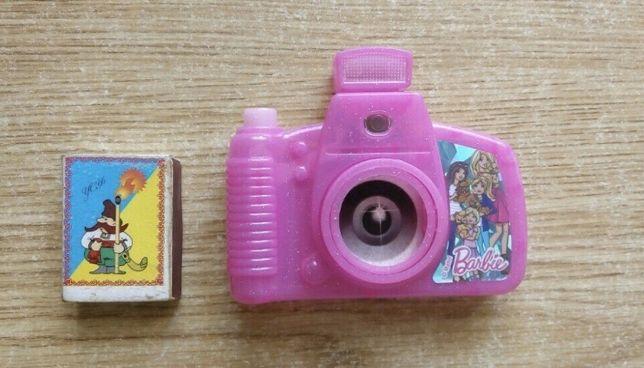 Фотоаппарат слайдер Barbie Барби