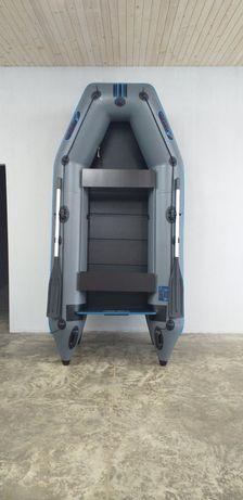 Надувний моторний човен Avalon проварені шви Авалон