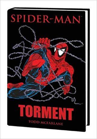 MARVEL Spider-Man (10 Livros Premiere Edition HC) BAIXA PREÇO