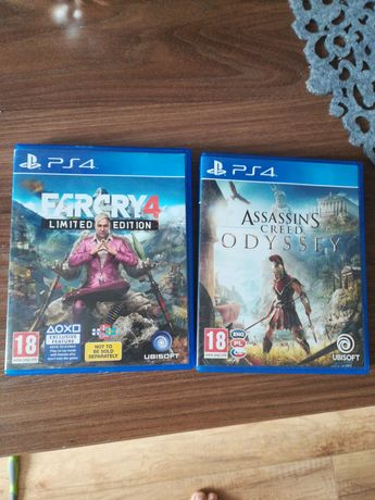 Assassin creed Odyssey PL Far Cry 4