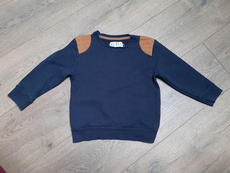 Bluza Rebel Łaty 104 cm