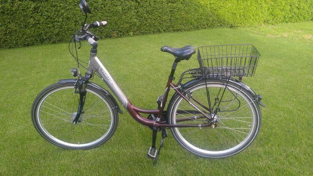 """Rower Damski 28"""" CURTIS trekingowy miejski stan wzorowy"""