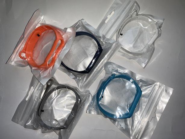 Набор ремешков 5 шт. к Xiaomi mi band 5