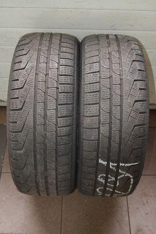 Opony Zimowe 245/45R18 100V Pirelli Sottozero 2 RFT x2szt. nr. 2481z