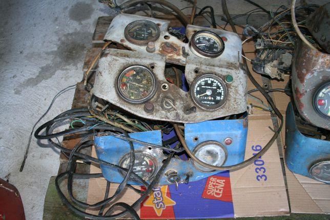Ursus c328,c330 tablica rozdzielcza,konsola,zegary-szablony C330-PRL