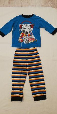 Piżama 104 bawełna, Piżama 104 polar