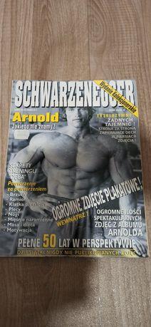 Czasopismo - Schwarzenegger (wydanie kolekcjonerskie)