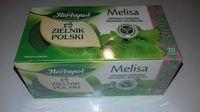 Zioła Melisa Nowe