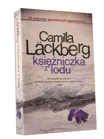 Księżniczka z lodu Lackberg 2810