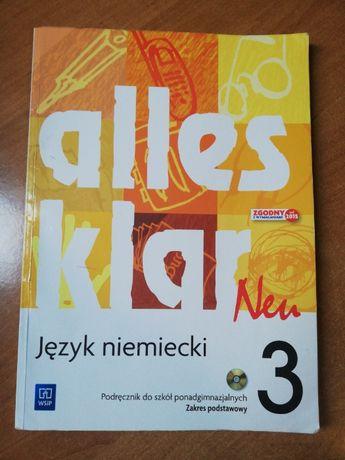 Książka od j.niemieckiego