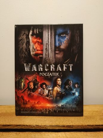 Warcraft Początek film DVD NOWY wydanie z książką Blizzard
