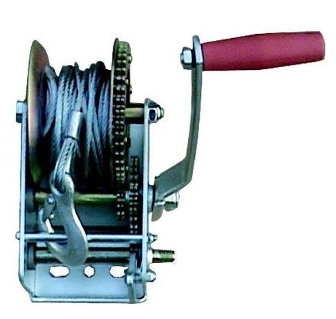 Guincho Manual C/Cabo Aço e Manivela 1360 Kgs-Ref.710810
