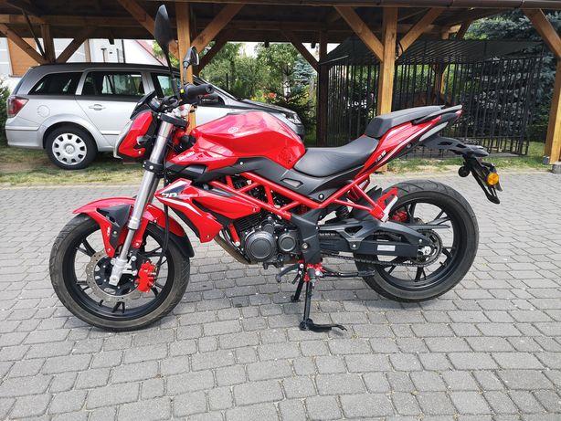 Sprzedam motocykl Benelli BN 125