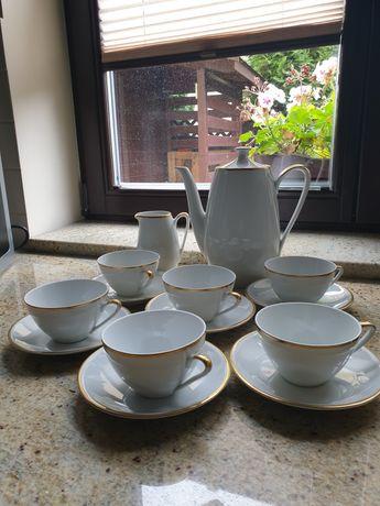 Porcelanowy zestaw kawowy