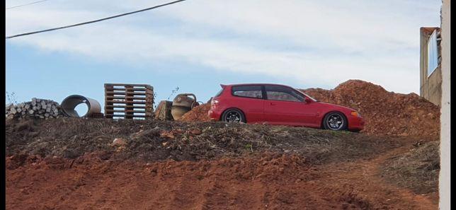 Honda Civic eg6.