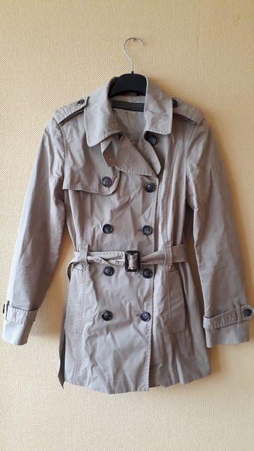 Płaszcz wiosenny Zara, rozmiar S!