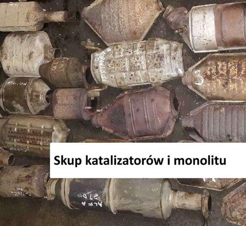 Skup katalizatorów i monolitu Rzeszów Przemyśl Krosno Dębica Mielec