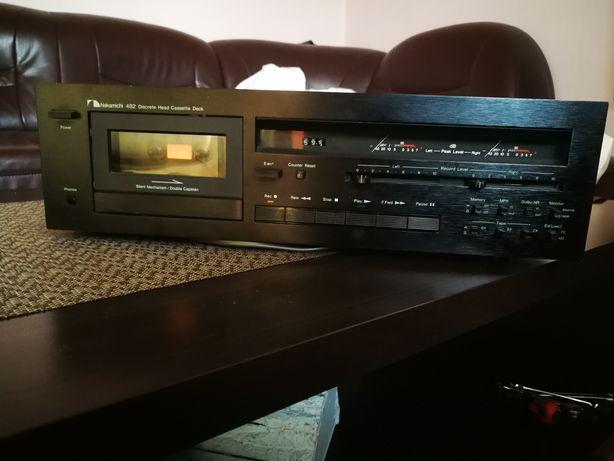 Magnetofon NAKAMICHI 482 3 głowice