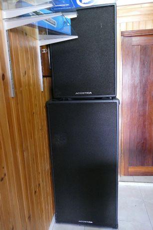 Pa acústica Completo