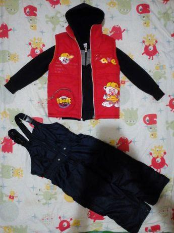 2_3_4 комбинезон,вещи на мальчика, курточка на мальчика