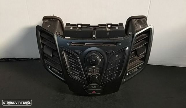 Botões Computador De Bordo Ford Fiesta Vi (Cb1, Ccn)