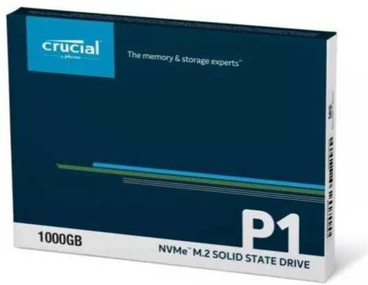 Dysk Crucial P1 M.2 1TB (CT1000P1SSD8)