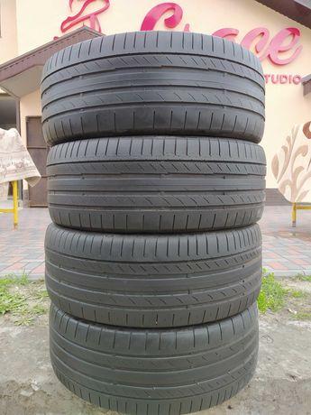 Резина 235-55 R18 Continental 4 шины