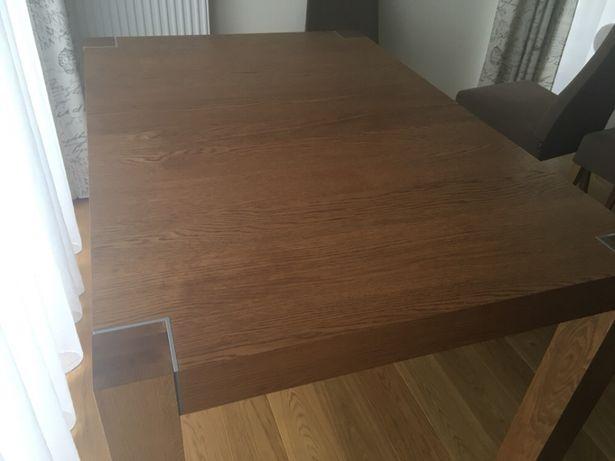 Sprzedam drewniany stół dębowy