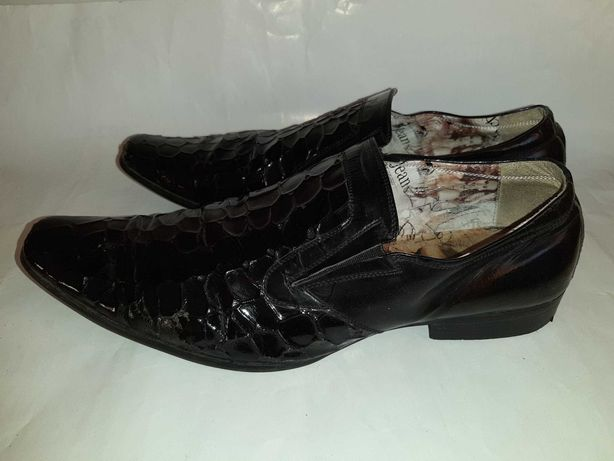 Туфли кожаные 42 р