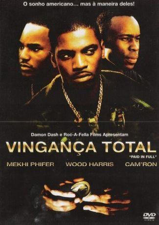 DVD Vingança Total