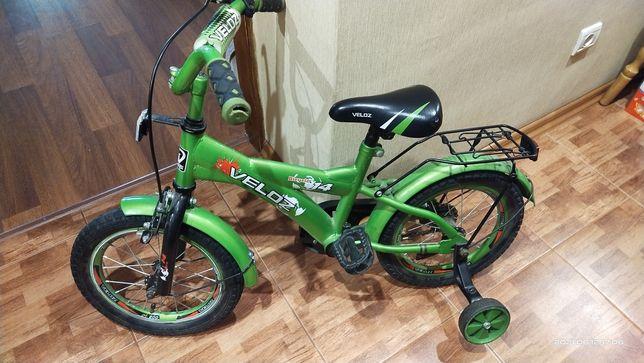 Велосипед 14 дюймов