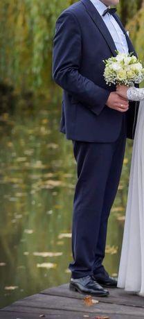 Garnitur do ślubu Giacomo Conti