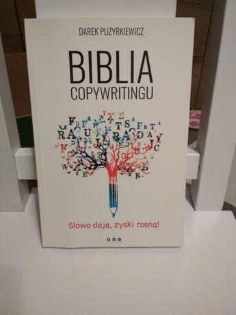BIBLIA  COPYWRITIGU Darek Puzyrkiewicz