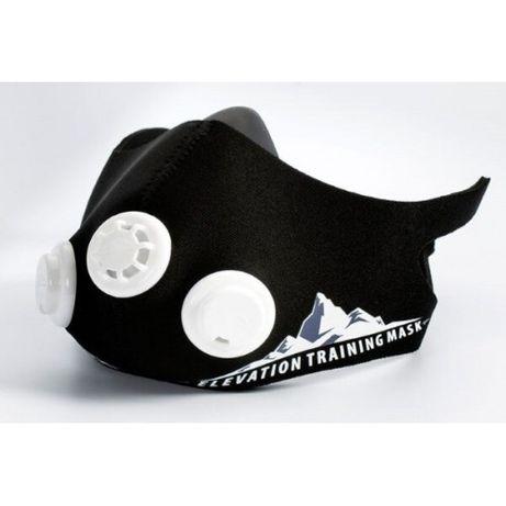 Маска для бега тренировок тренировочная дыхания спорта Training Mask M