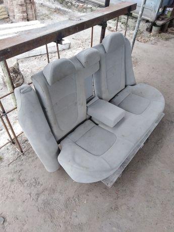 Сидушки задний диван