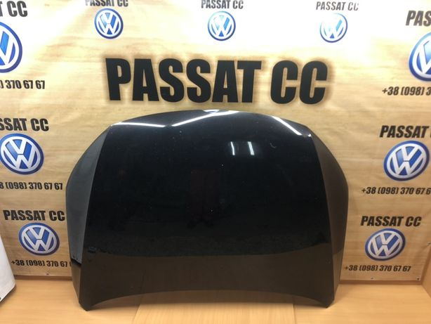 Passat CC пассат цц капот фолксваген
