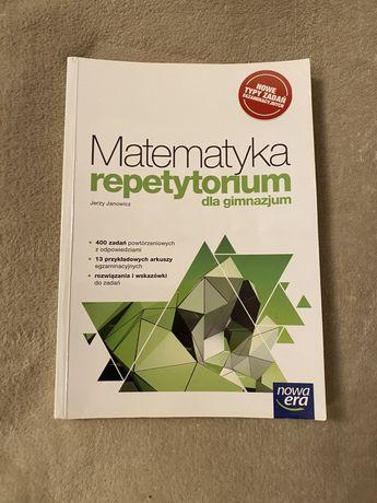 Matematyka repetytorium gimnazjum/podstawówka