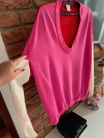 Sweter oversize --- PINKO ---