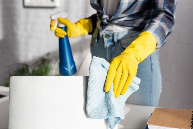 Sprzątanie mieszkań, biur, lokali i wiele więcej