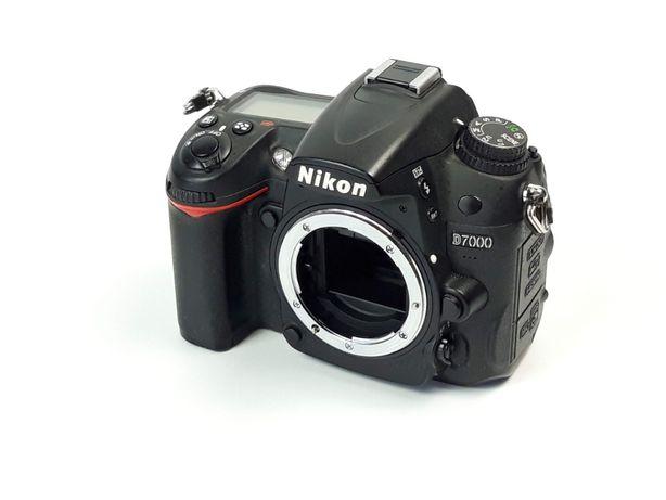 Nikon D7000 body -stan bardzo dobry!