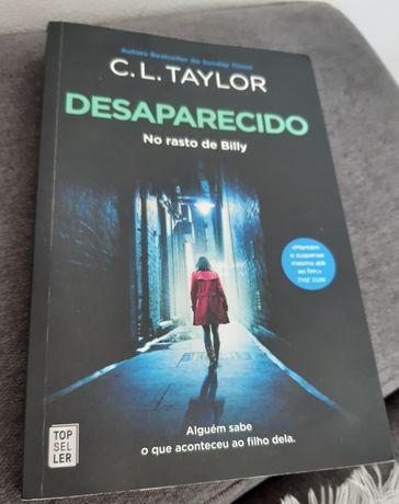 Desaparecido No rasto de Billy - C. L. Taylor
