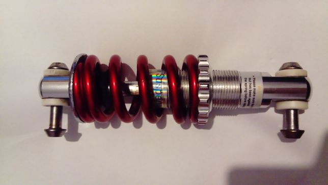 Amortyzator Damper LJ400A 150mm 650lbs, czerwony