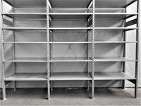 REGAŁ 60x230x303/18p OCYNKOWANY Metalowy Magazynowy Garażowy Półkowy