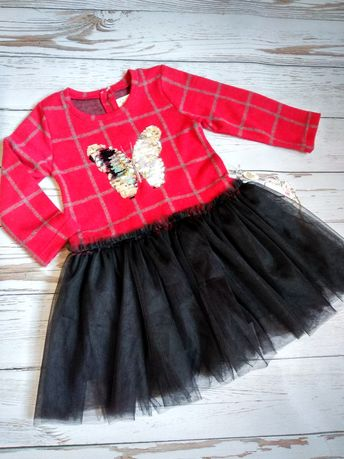 Платье для девочки от 2 до 6 лет