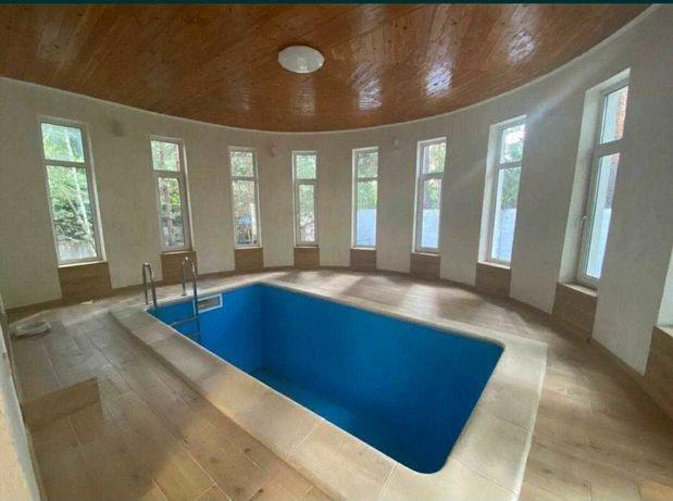 Без комиссии Конча зачпа Козин аренда дома с бассейном в сосновом лесу