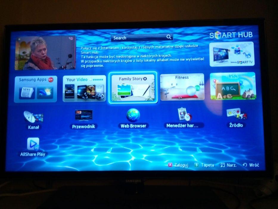 "Telewizor Samsung 32"" Smart Łódź - image 1"