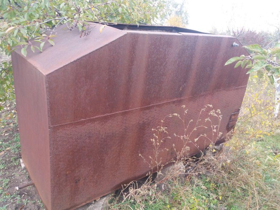 Продам емкость металлическую Южноукраинск - изображение 1