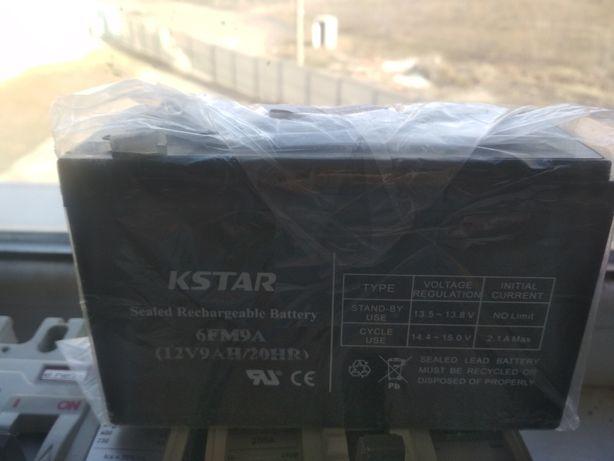 Акумулятор для ДБЖ KSTAR 12V 9AH